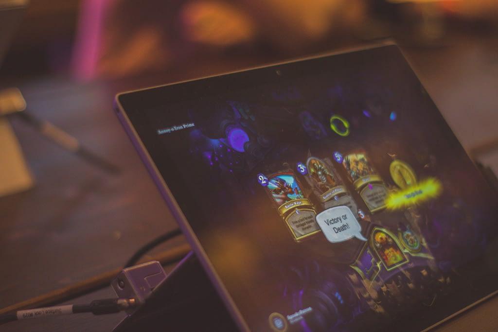 comparatif tablette gamer