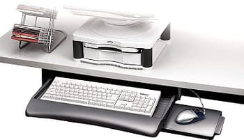 Fellowes 93804 Support pour Clavier